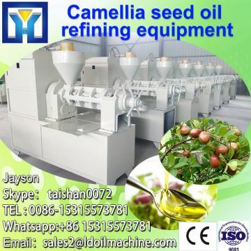High quality sunflower sesame oil refinery design machine