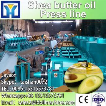 Corn germ oil machine plant