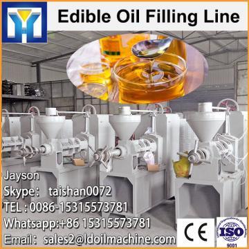 10-500tpd castor oil mills