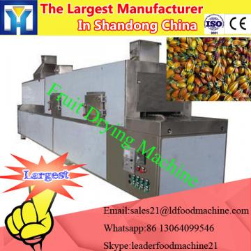 600kg per batch touch screen operation fruit dehydrator machine