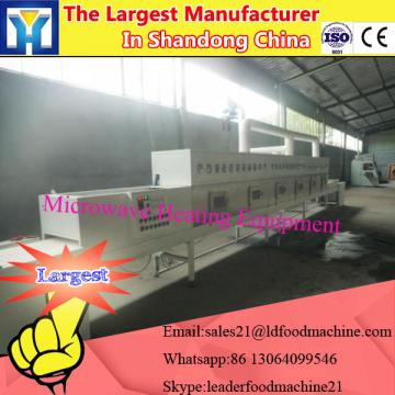 Industrial microwave Chinese medicinal herb pills dryer