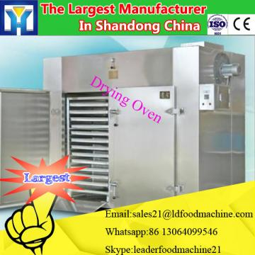 Medical microwave drying sterilization machine for boxthorn root