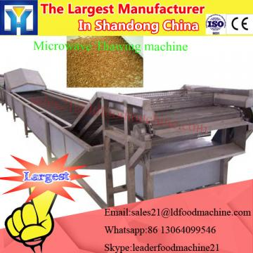 batata starch microwave drying machine / microwave dryer