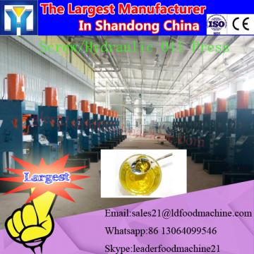 Semi-continuous small scale edible oil refinery mustard oil extraction machine