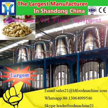 Hot sale castor oil refinery machinery
