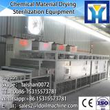 tunnel microwave fruit pectin drying and sterilization machine