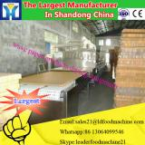 Factory Tunnel type microwave dryer and sterilizing machine for fungus food