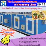 brown dried bamboo-shoot microwave drying machine