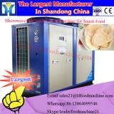 Industrial microwave vacuum dates dryers /vacuum microwave palm date drying machine