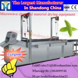 Industrial microwave herbal tea drying machine