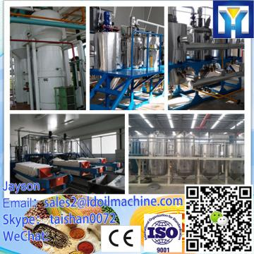 Hot selling crude cotton seed oil refining machine with low cost