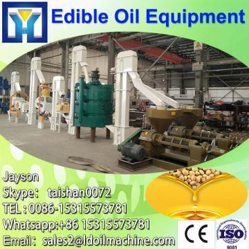 100TPD Dinter rapeseed oil press expeller equipment