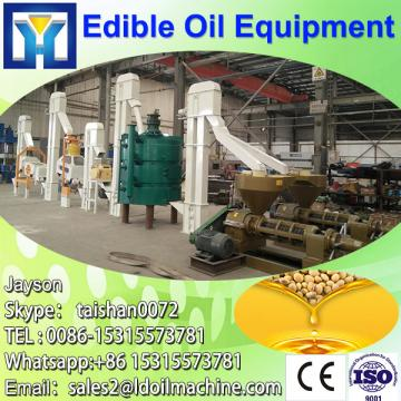 High performance vegetable oil deodorizing machine