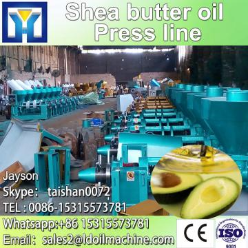 2016 hot sell crude olive oil refined machine