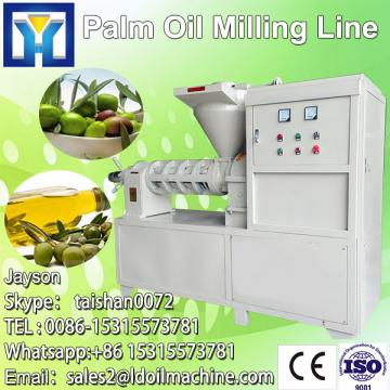 Stainless steel machine for sunflower oil grinding 10TPD