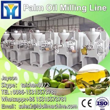 Automatic cold jojoba oil press machine