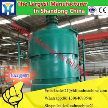 Scientific equipment of soy oil press machine with ISO