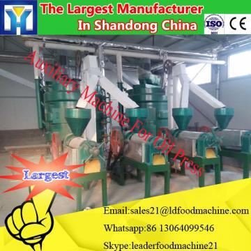 Cold press and hot press castor oil press machine