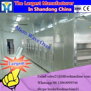High efficient automatic microwave dryer heating systems