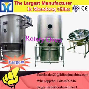 continuous microwave vacuum dryer for fruit and vegetable