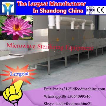 The Conveyor Belt Microwave Dryer Oven Machine