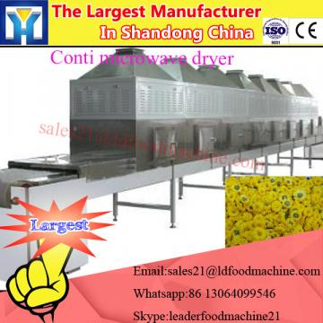 Big Capacity Microwave Dryer and Roaster for Green Leaves