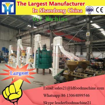 Mustard Oil Manufacturing Process Machine