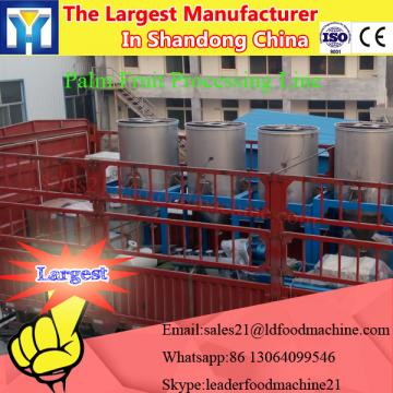 Top quality plastic mineral water bottle making machine