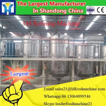 Small coconut oil processing plant