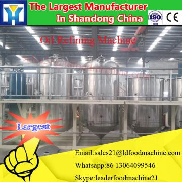 Small scale edible oil refinery machinery for sale