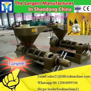 Groundnut oil refining machine