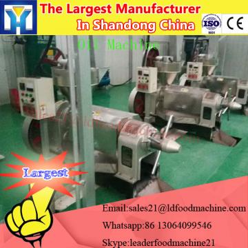 Best Quality LD Brand crude sunflower seed oil refinery equipment