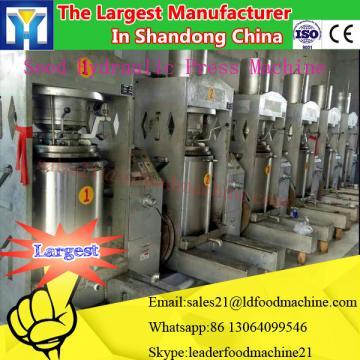 Easy control soybean oil process