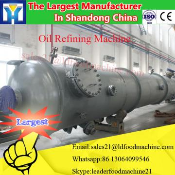 Best price High quality completely continuous crude Mustard oil refining equipment