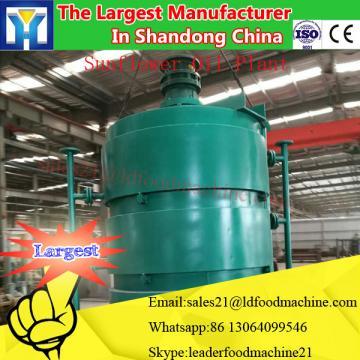 10 to 100TPD mustard oil refining machine
