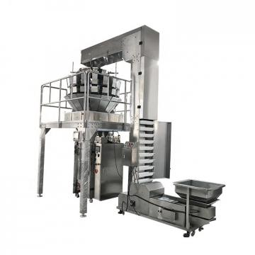 Automatic Pet Food Puffed Food Weighing Packing Machine with Multihead Weigher