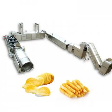fully automatic potato crisps making machinery
