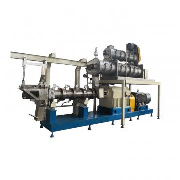 dry extruded dog food production line / pet food processing machine