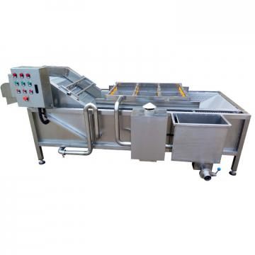 Root Vegetable Peeling Cutting Fruit Cleaning Equipment Conveyor Belt Vegetable Processing Machinery Production Line