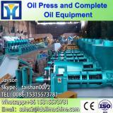 150TPD palm oil fractionation plant