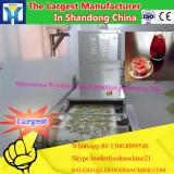 Microwave Activeingredient Pyrolysis and Extraction processing line