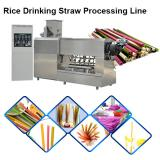 Spaghetti straws extruder/ Food grade sraw pasta making machinery / pasta straw drink tube processing line